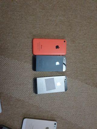 IPHONES 5 PARA PIEZAS