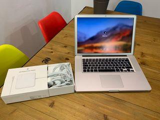 MacBook Pro 15 , i7 2.5Ghz , 16GB RAM , 2 HD