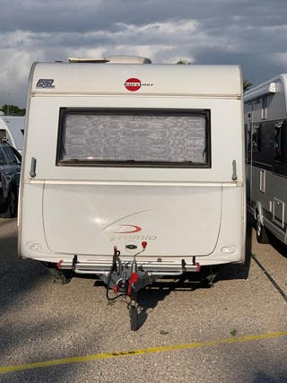 Vendo caravana Burstner Premio 495TK