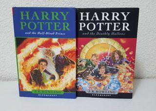 Harry Potter VI y VII