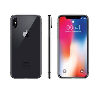 Iphone X 64gb color negro
