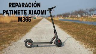 REPARACIONES PATINETE XIAOMI M365