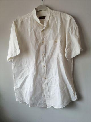 Camisa lino. TL. Emidio Tucci
