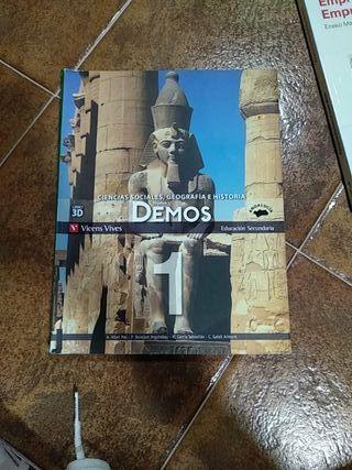 Libro Demos 1 (ciencias sociales)