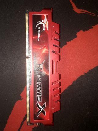 Memoria RAM GSkill Ripjaws DDR3 4x8GB 32GB