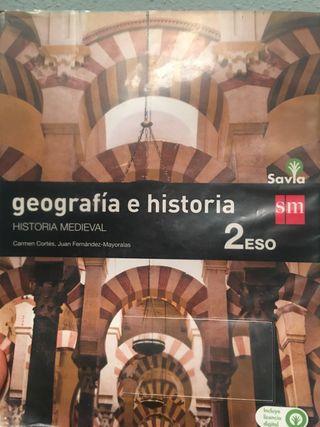 Libro historia medieval 2eso