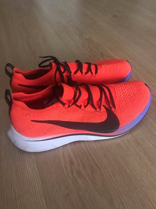 Zapatillas Nike VaporFly de segunda mano en WALLAPOP