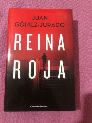 Libro 'REINA ROJA' (Juan Gómez-Jurado)