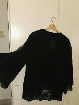 kimono/ blusón /chaqueta
