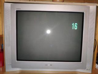 TV SONY WEGA TRINITRON 100mhz