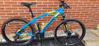 bicicleta de montaña...talla M