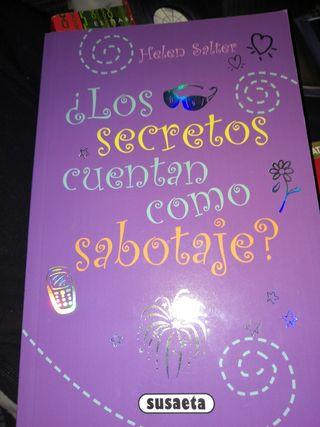Libro:¿Los secretos cuentan como sabotaje?