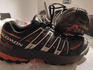 Zapatillas SALOMON montaña