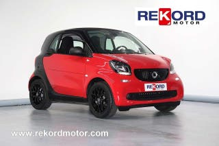 Smart Fortwo PASSION 90 CV twinamic TURBO SPORT-AUTOMATICO 6VEL
