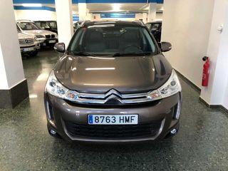 Citroën C4 Aircross 1.8HDI 150cv Exclusive **SÓLO 86.000KMS**