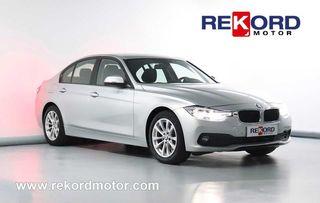 BMW Serie 3 D 150CV STEPTRONIC 7 VEL NAVI-FAROS LED-CÁMARA AR-