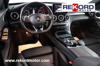 Mercedes Clase C C 220 d 9G-TRONIC PLUS AMG 170CVSPORT-COMMAND ONLINE