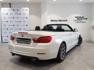 BMW Serie 4 435i Cabrio 225 kW (306 CV)