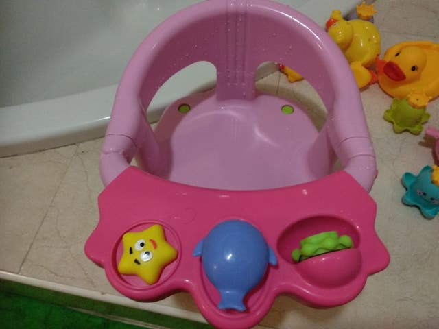 Silla ducha bebe olmitos
