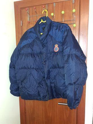 chaqueta plumón del español
