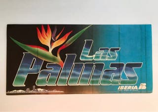 Pegatinas Iberia líneas aéreas