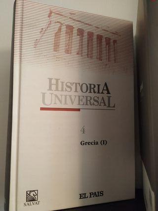 historia universal el Pais