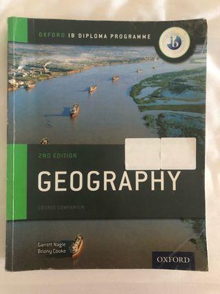 Libro de Geografia IB