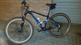 Bici BTT Trek Superfly elite carbon 29""