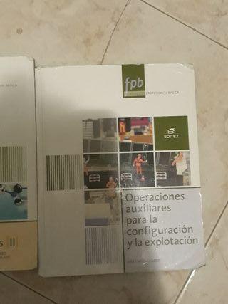 Libros de formación profesional básica