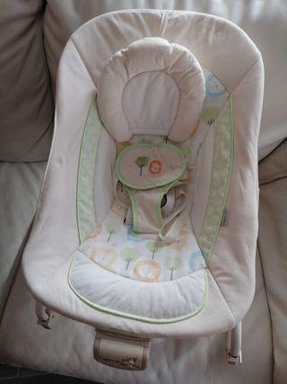 silla mecedora infantil