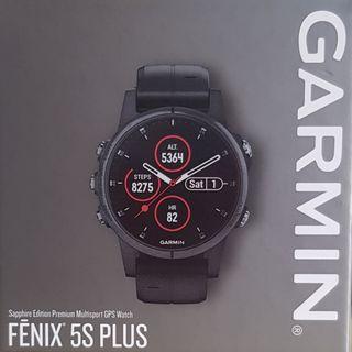 Garmin Fénix 5S Plus Zafiro