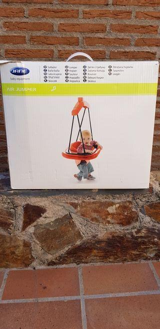 Saltador niño