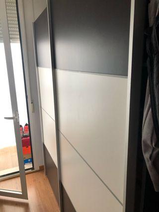 Armario 2x190 puerta corredera