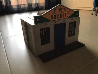 Playmobil casa Sheriff (no envíos)