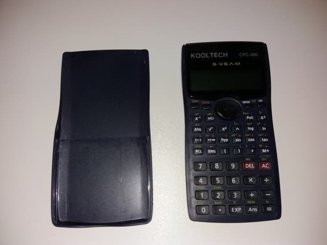 calculadora científica nueva