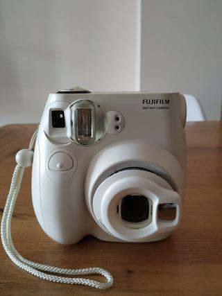Cámara fotos instantánea Instax Fujifilm