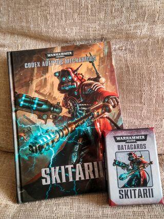 Codex Skitarii (Warhammer 40000)