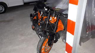 Despiece KTM rc 390