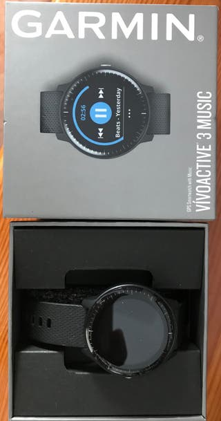 Smartwatch Garmin Vivoactive 3 Music