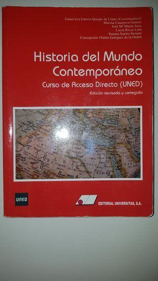 UNED Historia Del Mundo Contemporáneo