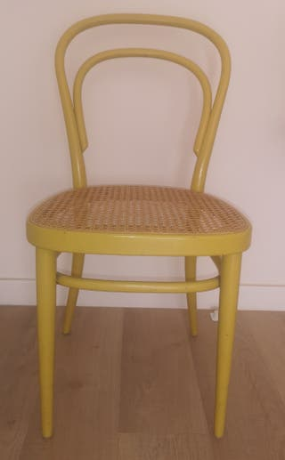 Sillas THONET 1987 ORIGINAL