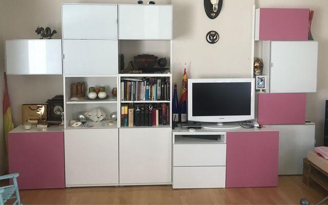 Muebles salón Besta Ikea