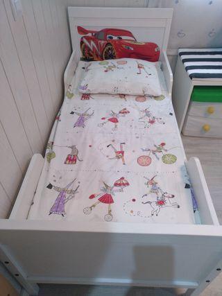 Cama Ikea niños