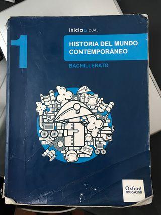 Libro de historia universal 1 bach