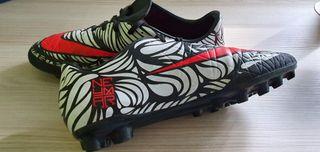 Botas fútbol Nike Hypervenom Neymar