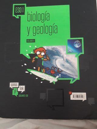 libro de biología 1°eso