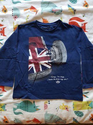 pack 5 camisetas mayoral