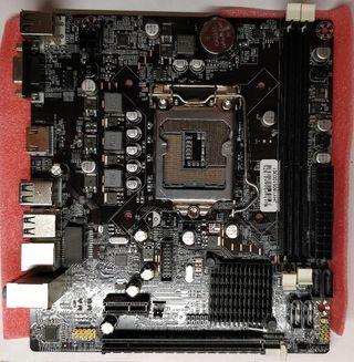 Placa Base LGA 1155