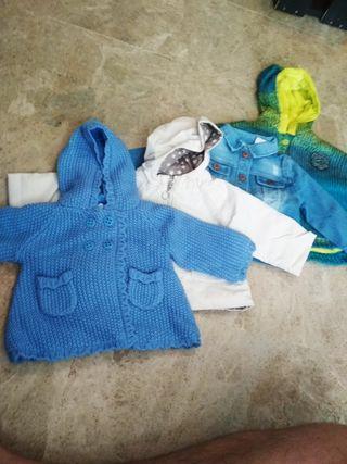 Lote de ropa para niña