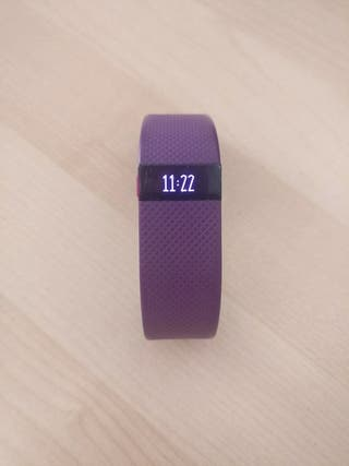 Fitbit Charge HR morada